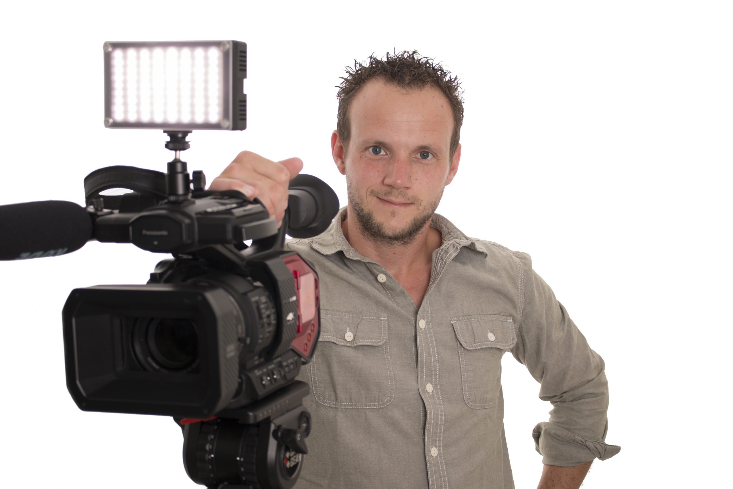 Cameraman Dirk Hendriksen