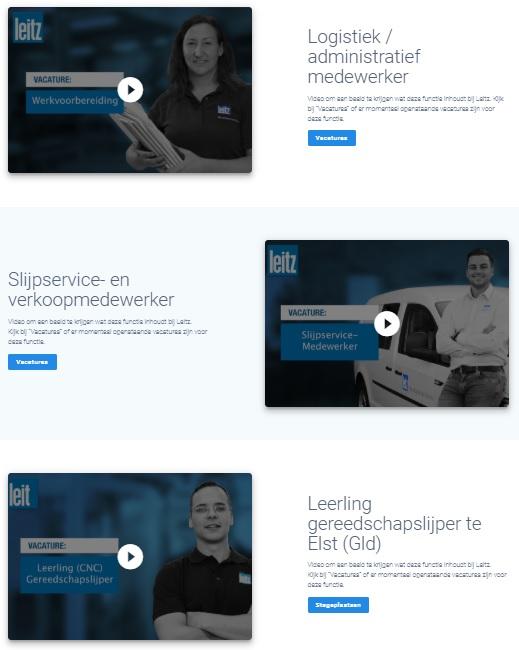 Vacaturevideo recruitmentvideo laten maken Spot On Media