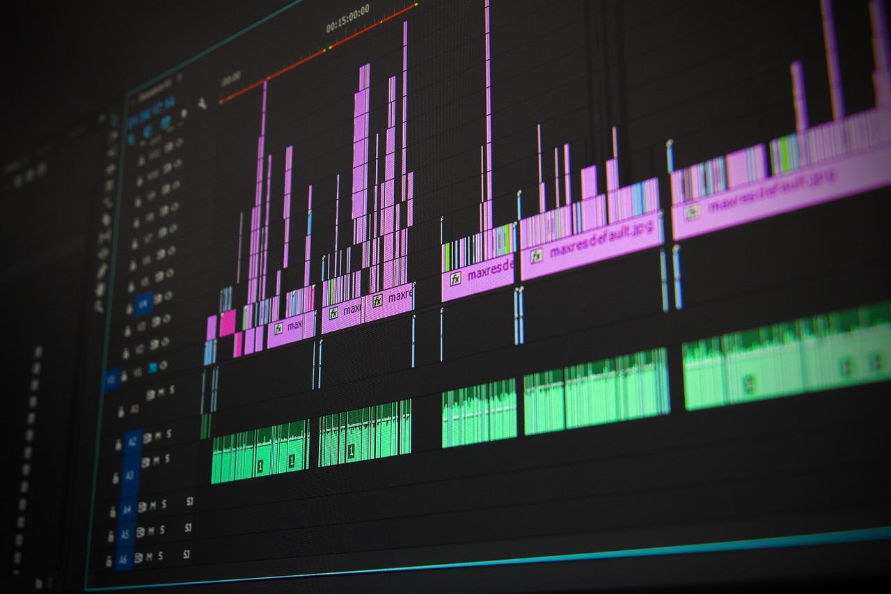 Editor huren videomontage