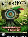 Poster Robin Hood Theater Kleine Kees